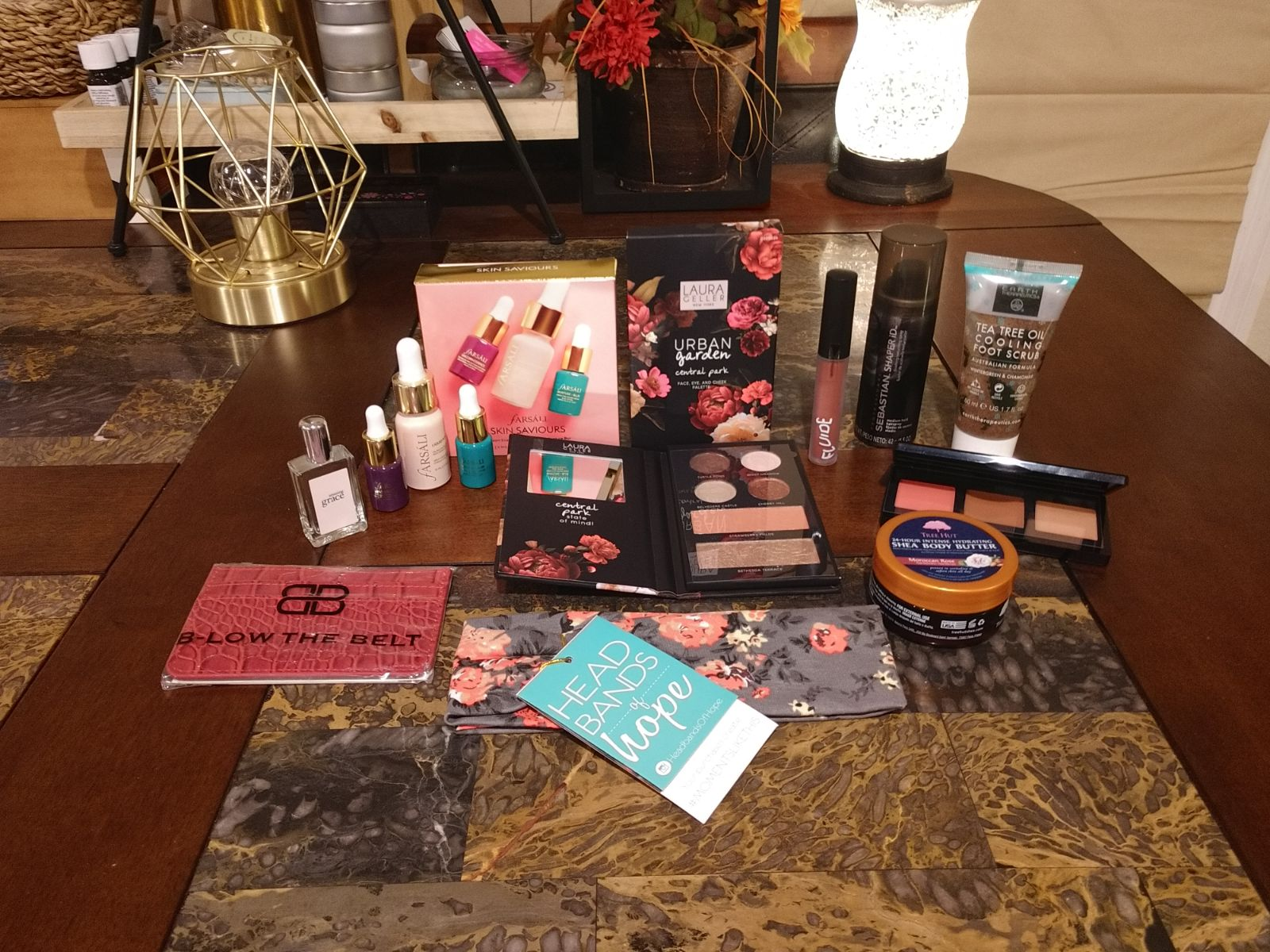 New Beauty Bundle+Free Gifts #51