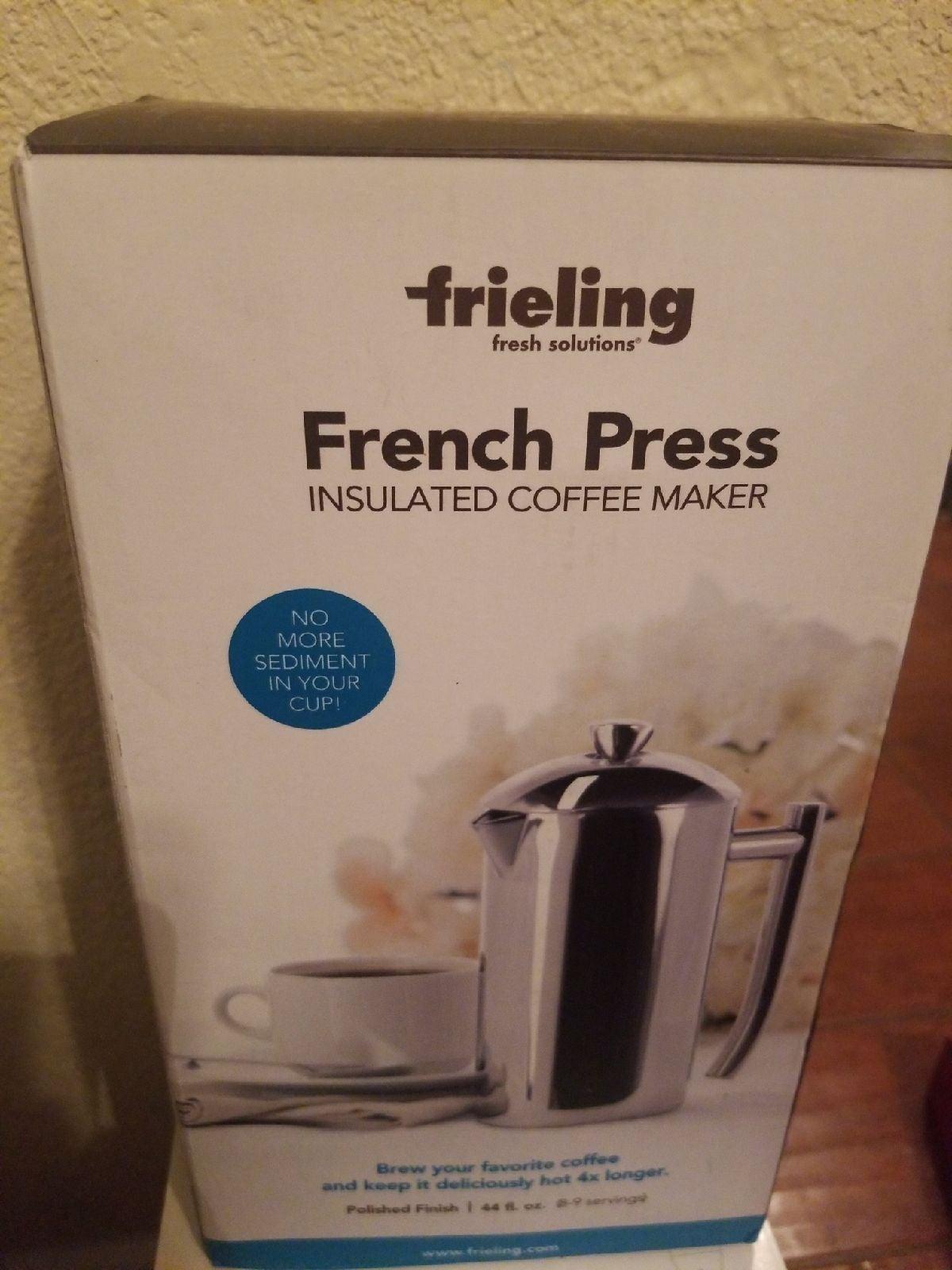 frieling coffee maker 44 oz