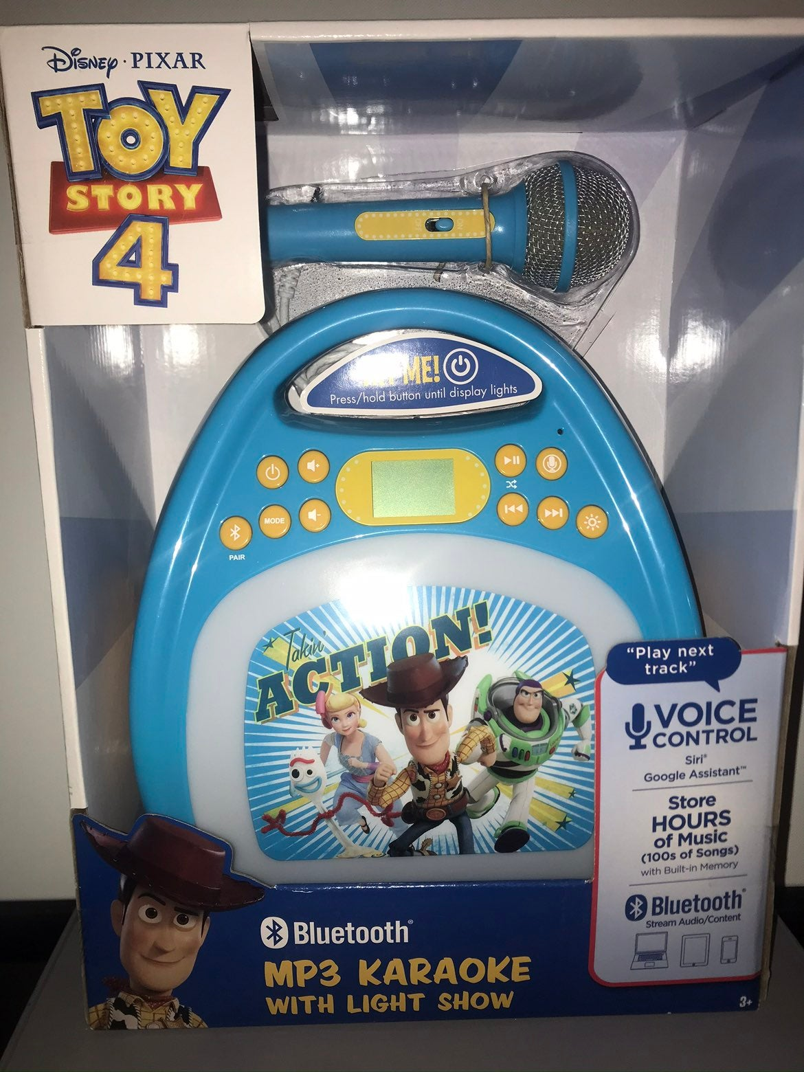 New Toy Story Karaoke Machine