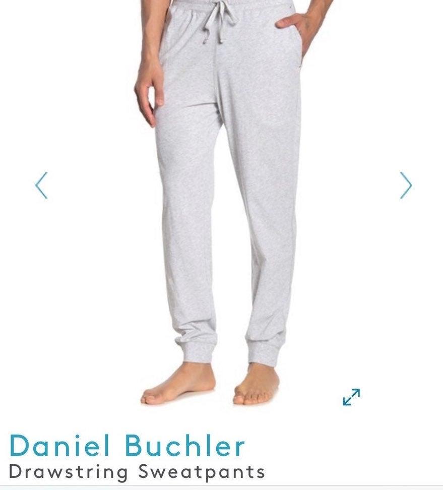 Daniel buchler mens lounge pants