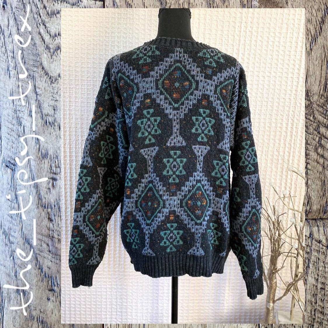 Men's Vintage 1980 Sweater XL