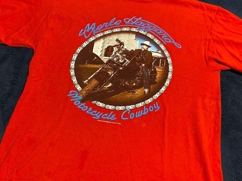 Merel Haggard Shirt