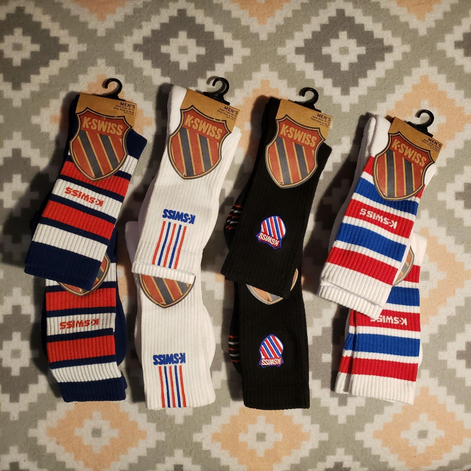 K Swiss Men's Sock Bundle
