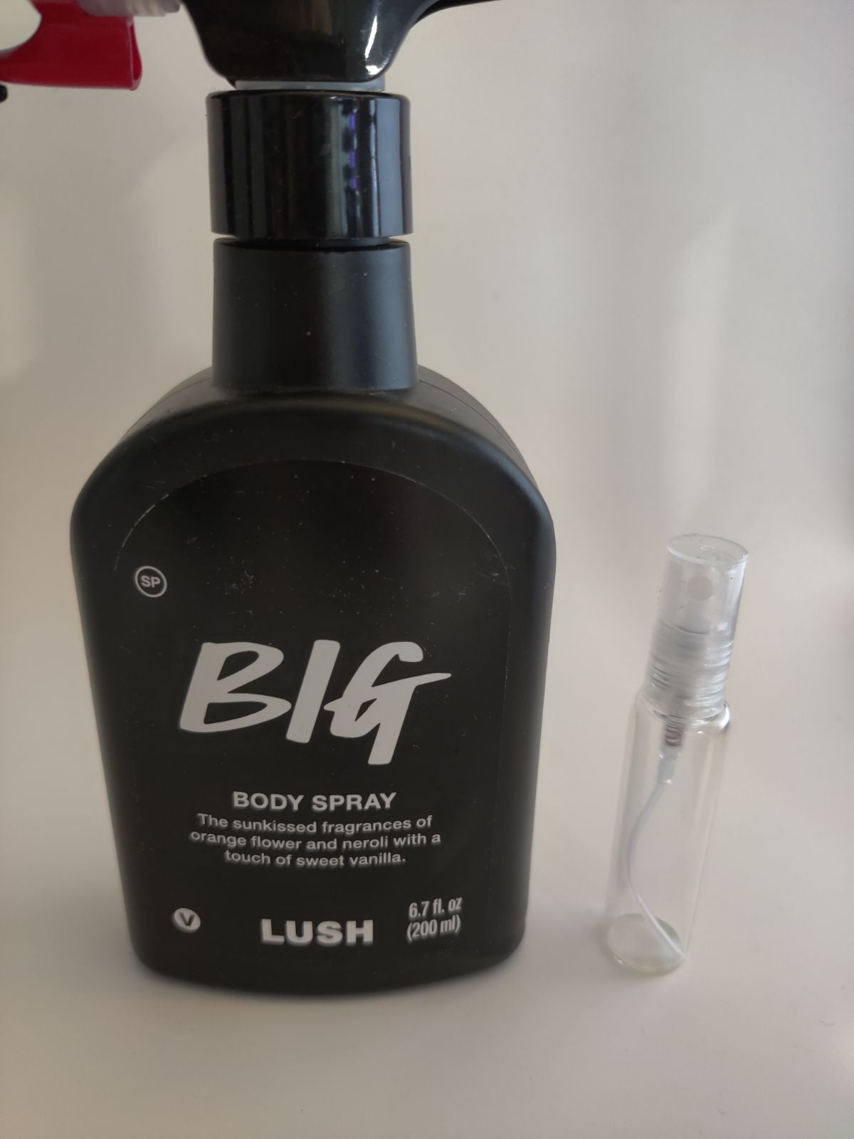 Lush Body Spray BIG 10 ml