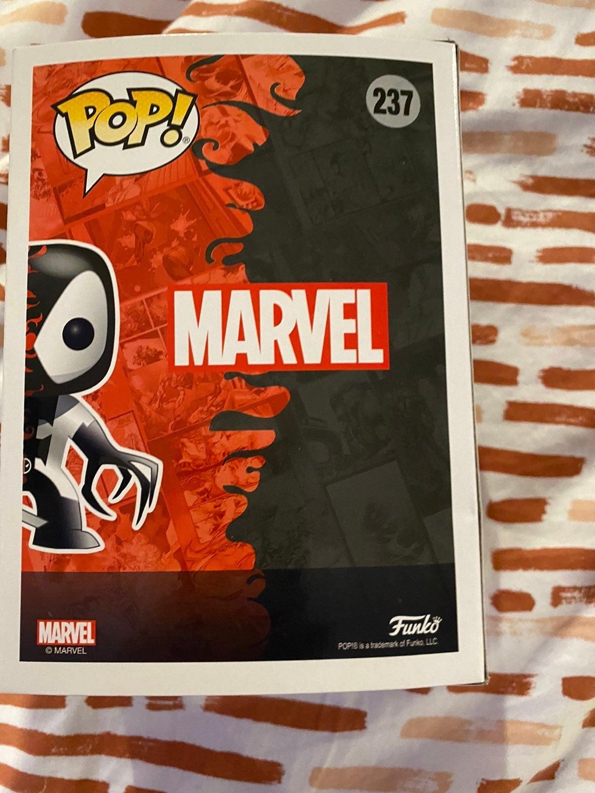 Funko Pop Deadpool Venom