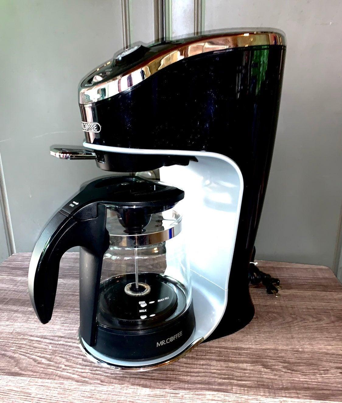 Mr. Coffee Cafe Latte Maker
