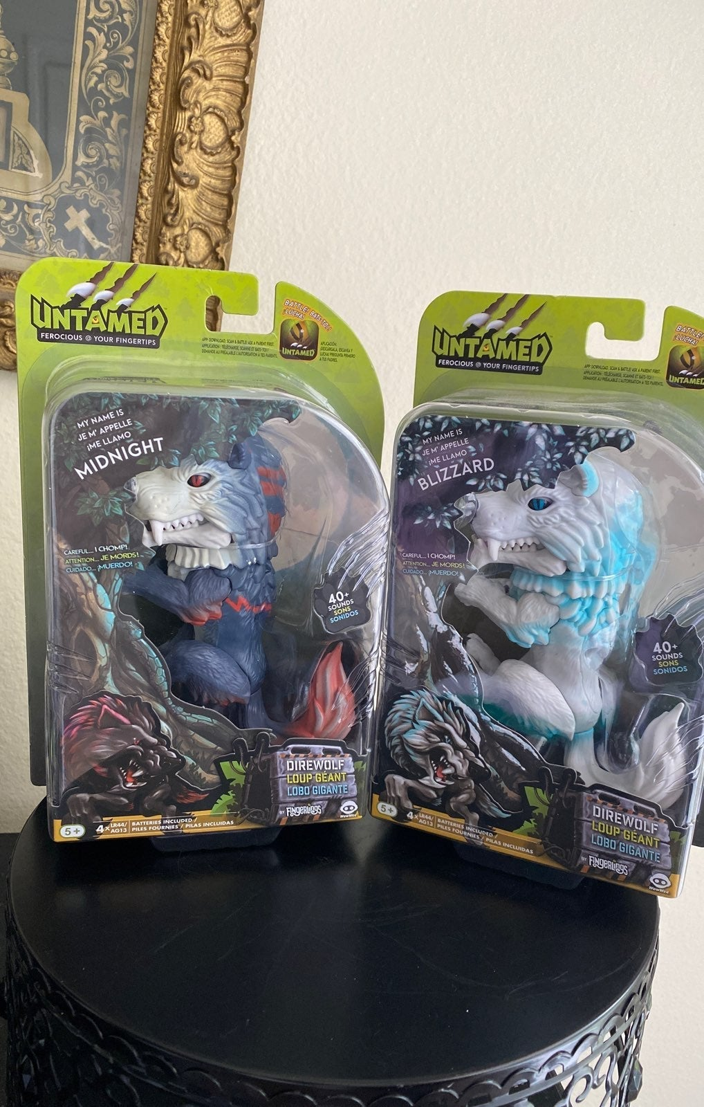 Fingerlings Untamed Dire Wolf Bundle
