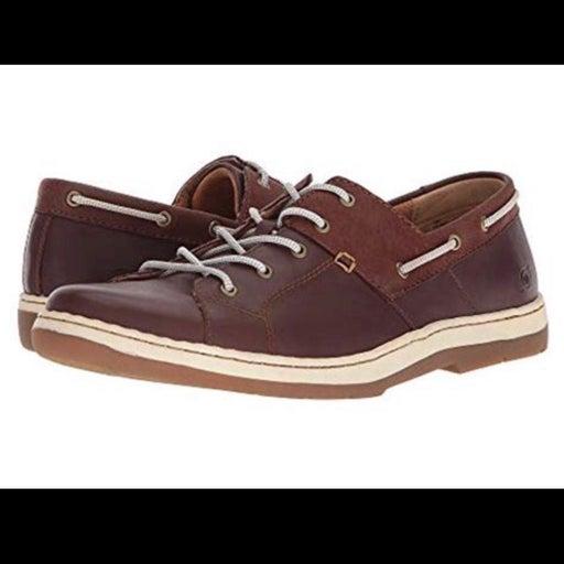 Born Marius Lace Up/Boat Shoe - Size 8
