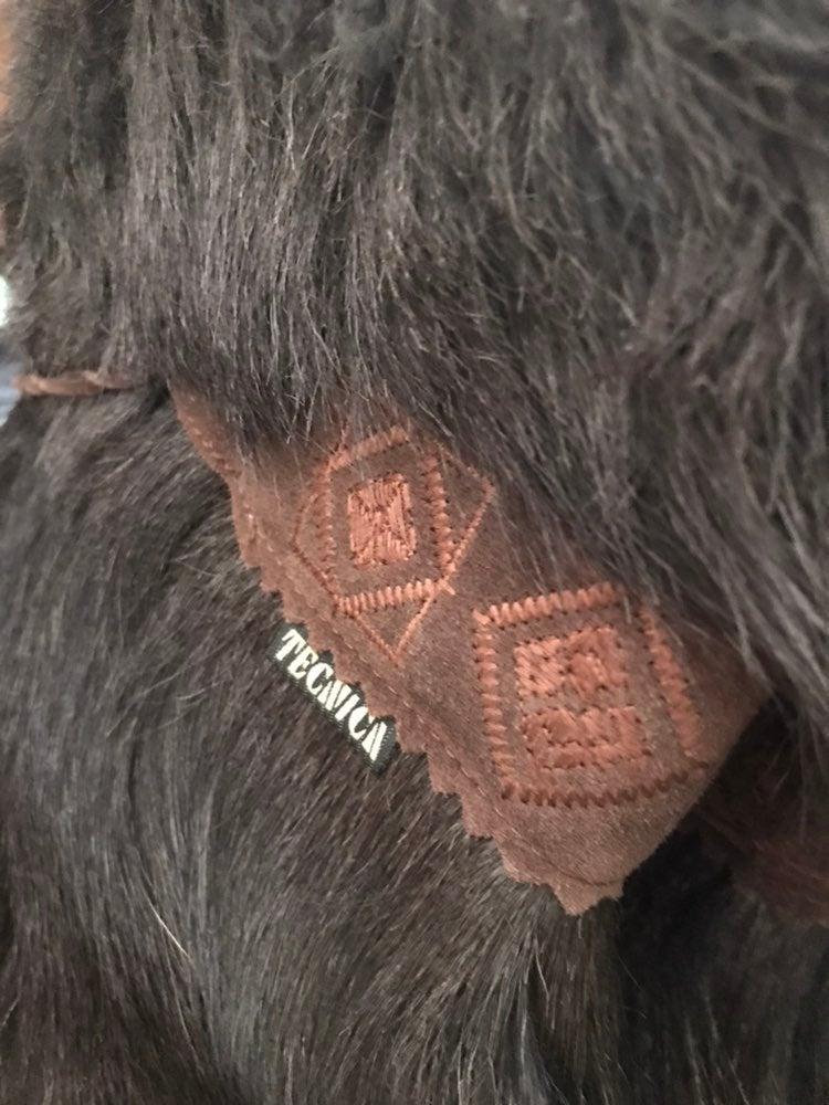 Tecnica horse hair boots