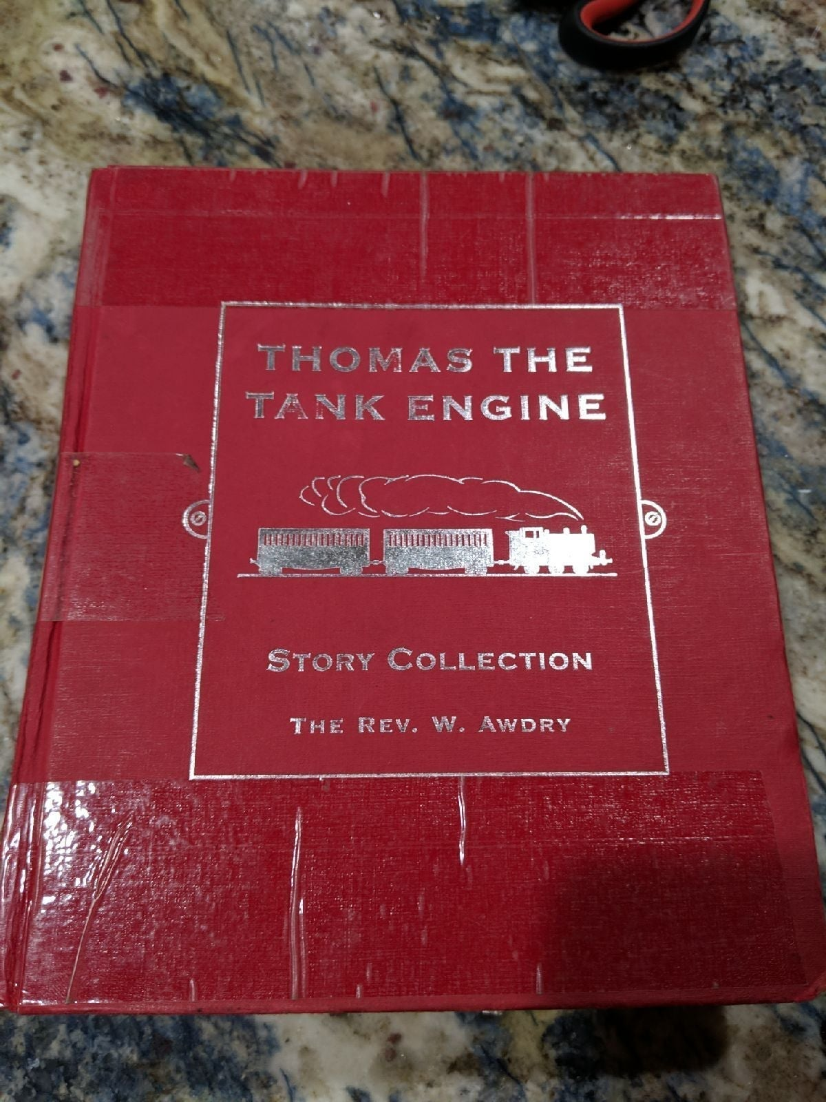 Thomas the Tank story collection Hback