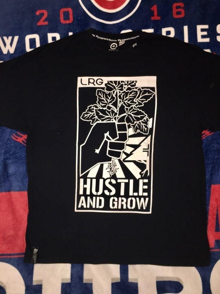 LRG Men's Hustle & Grow T-shirt XXL