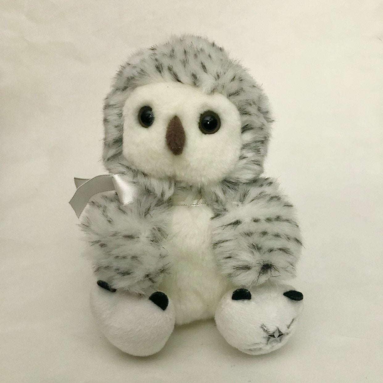 "Owl Plush by Russ, 8"""