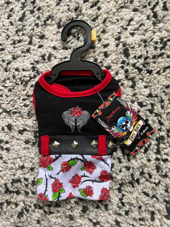 Pets Rock Dog or Cat Dress X-Small