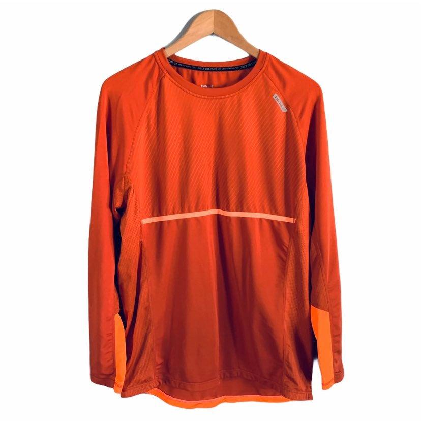 Hind mens 365 run long sleeve shirt XL