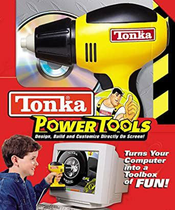 Tonka Powertools Playset