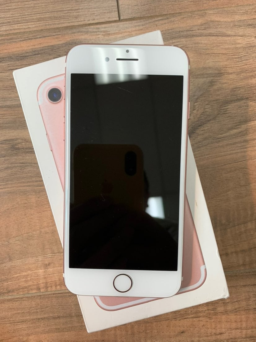 iPhone 7 Gold 256 GB Unlocked