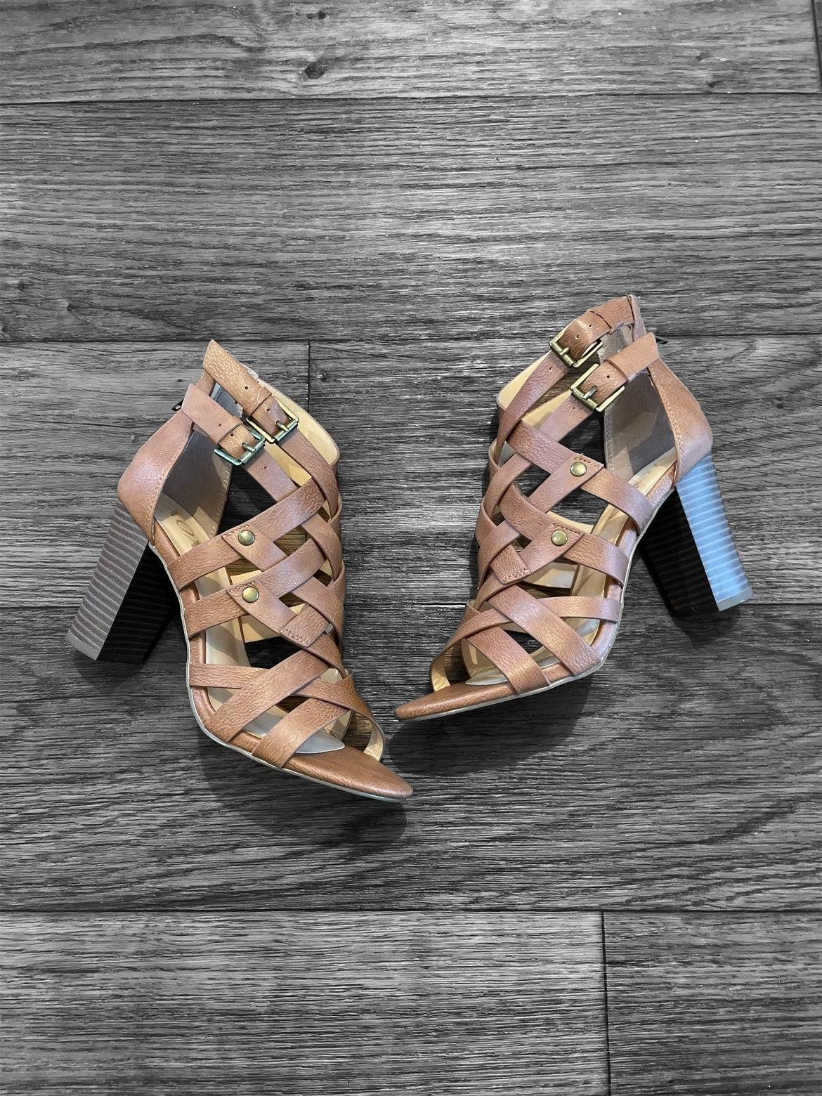 XOXO Bristal Heeled Sandals