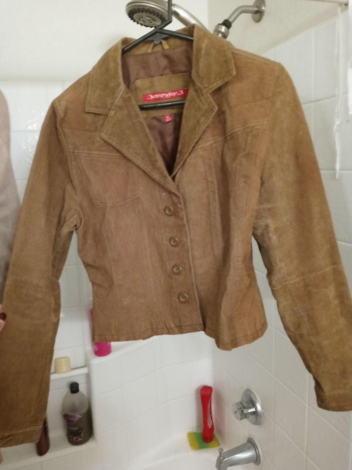 Jennyfer J Leather Jacket