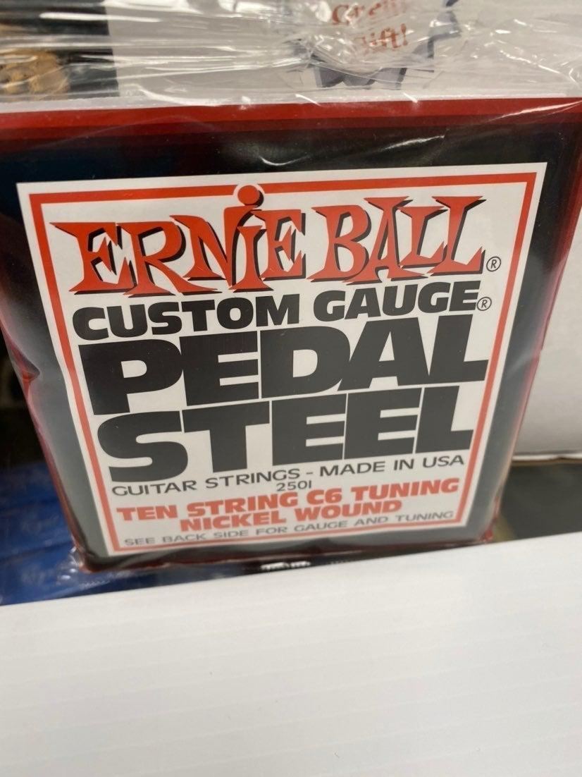 Steel guitar strings