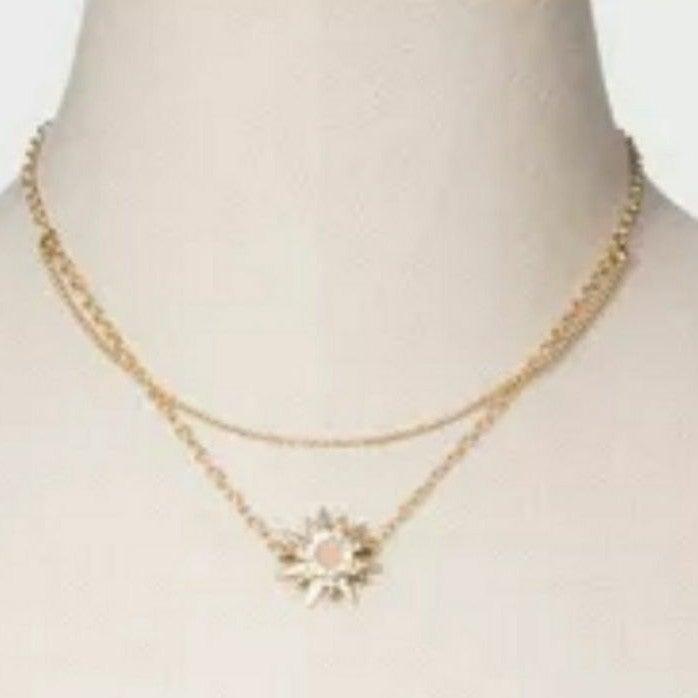 New Sugarfix Celestial pendant necklace