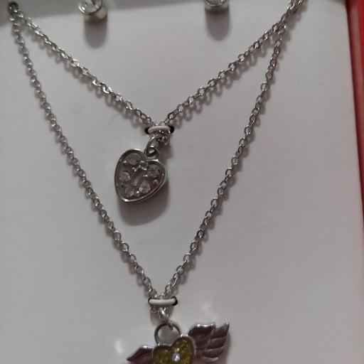 Three piece jewelry