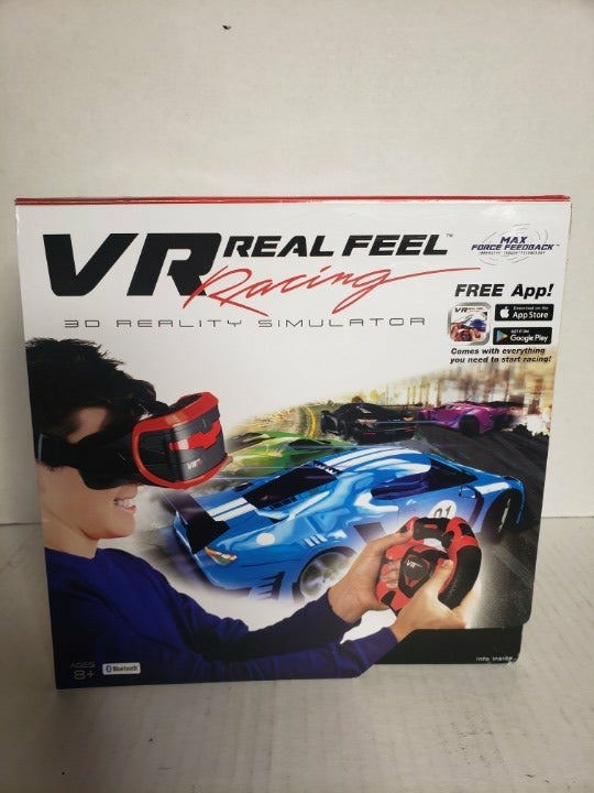 Virtual Reality Racing 3D Simulator B.T.