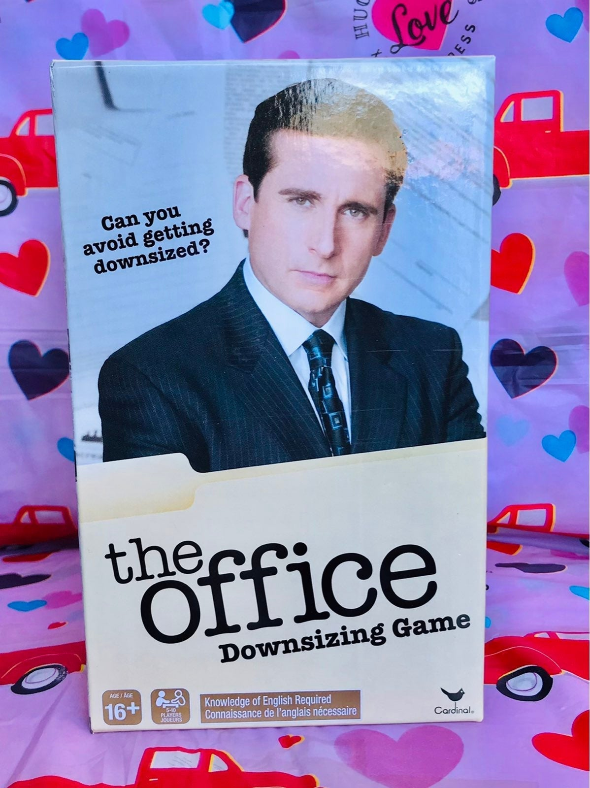 The Office Downsizing Game #2