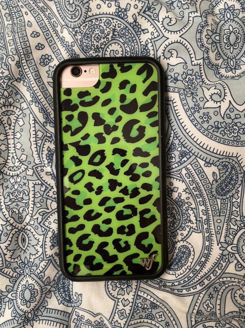 Wildflower iphone 6s case