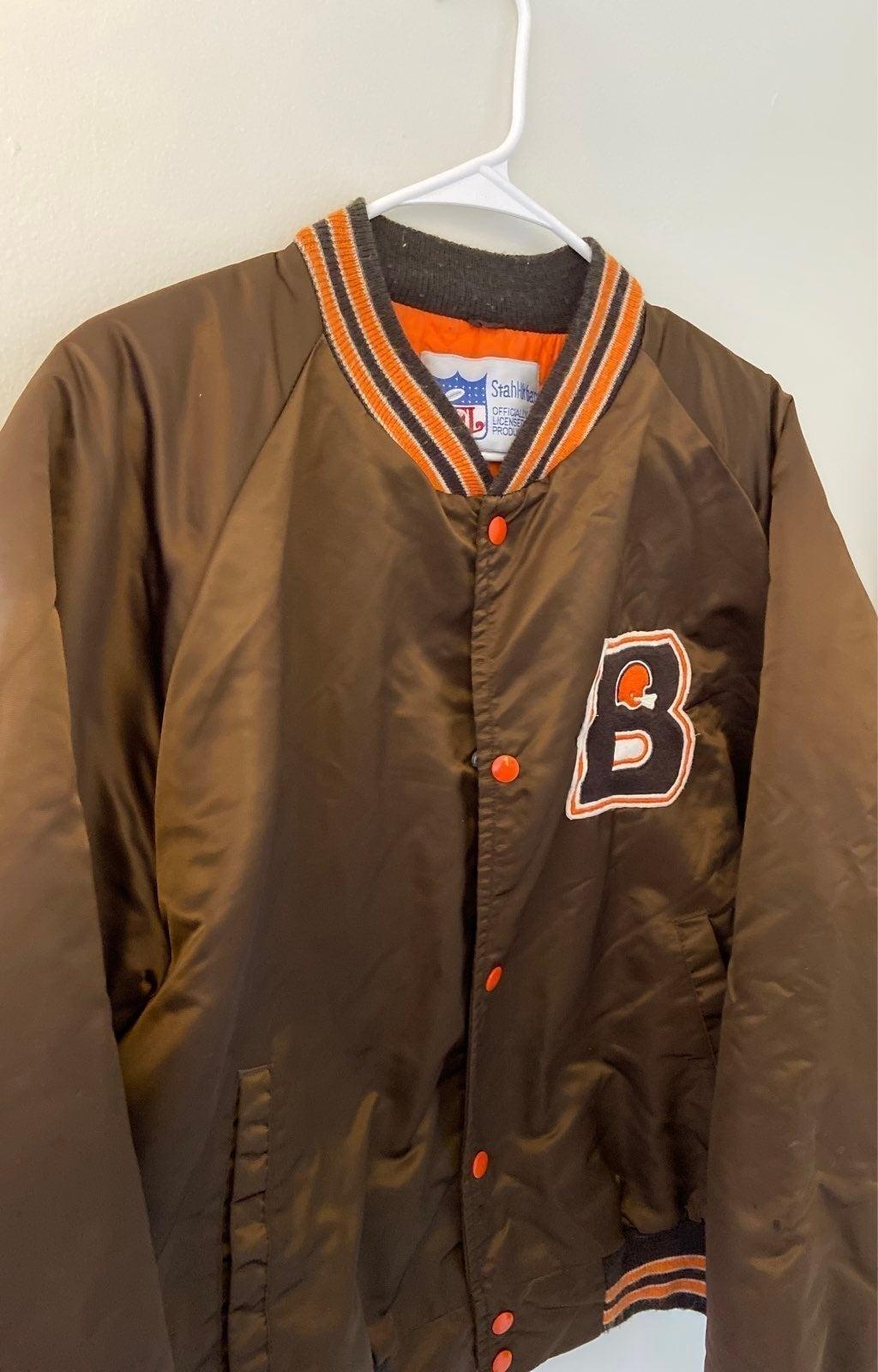 Vintage Cleveland Browns Jacket