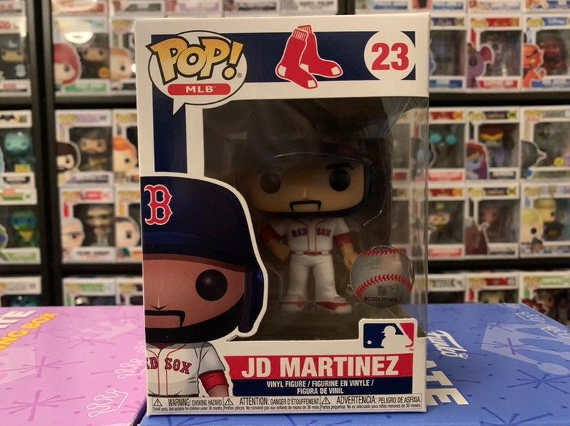 Funko POP! MLB: JD Martinez (Red Sox)