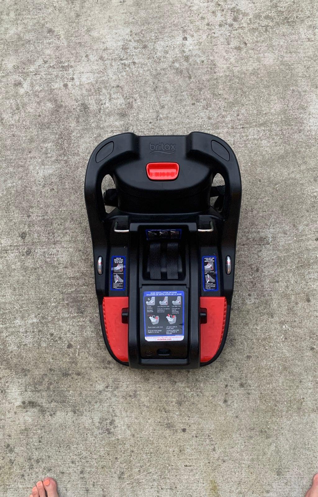 Britax® Infant Car Seat Base with SafeCe