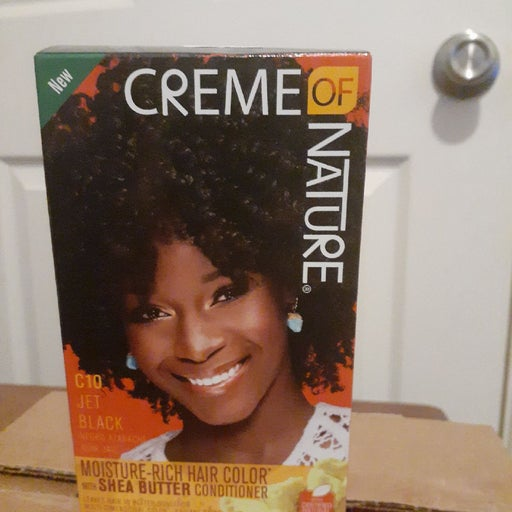 Hair Color- Creme of Natural
