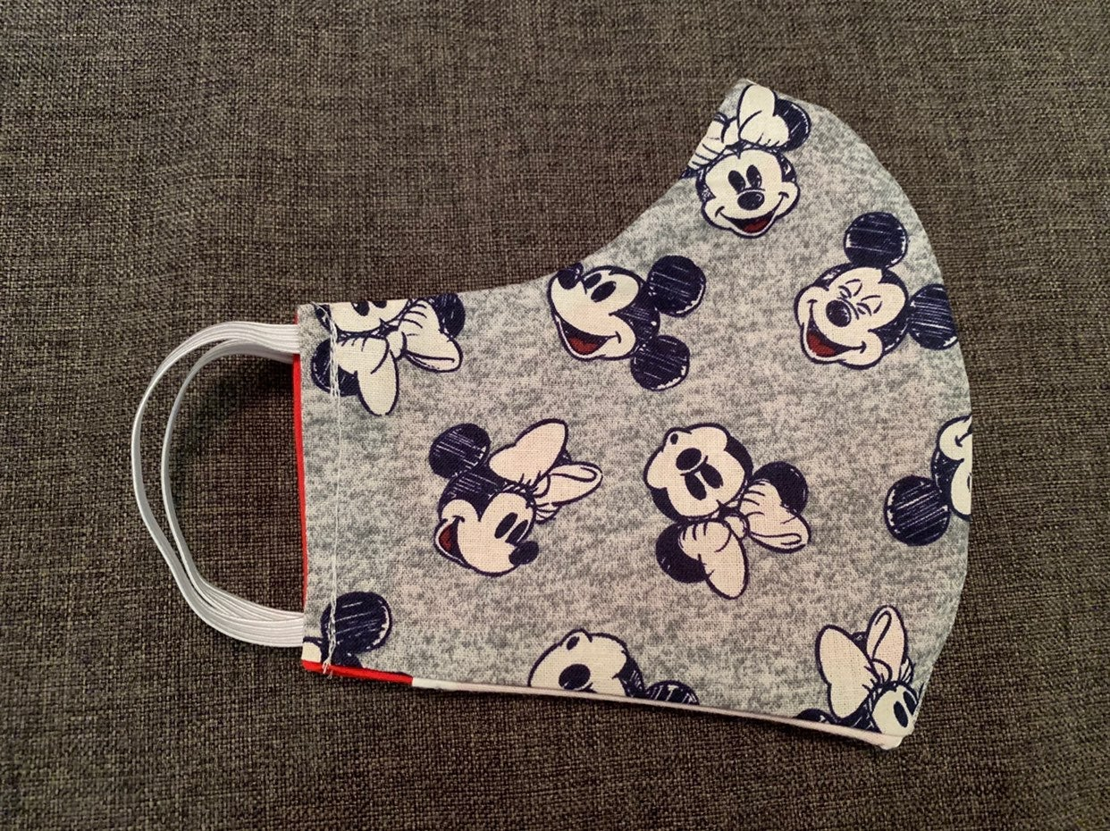 Handmade disney mickey & minnie tossed m