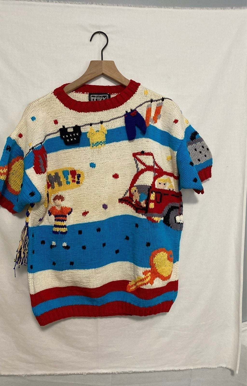 Berek sweater with tags*