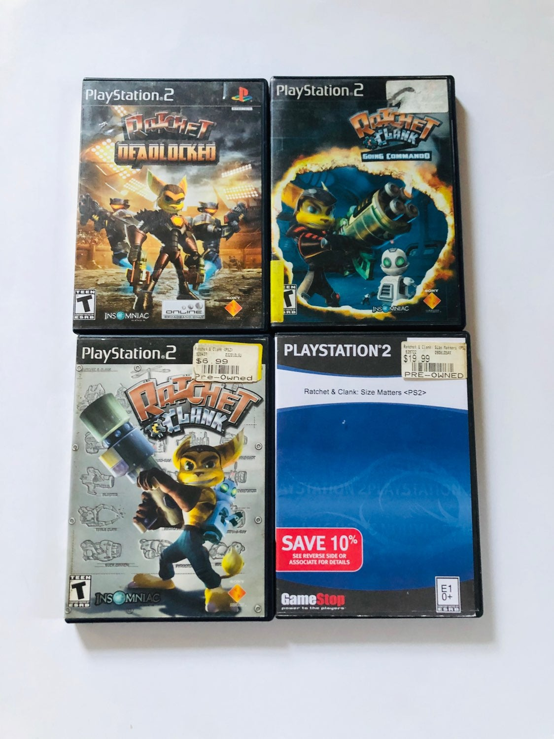 ratchet and clank PlayStation 2 bundle