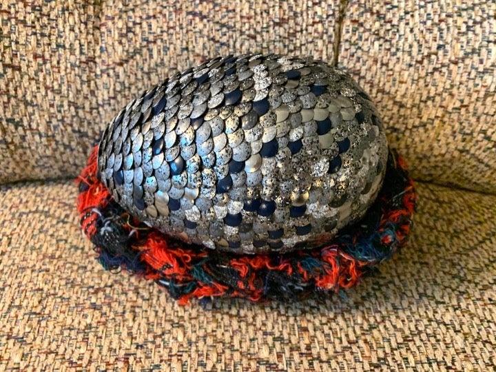 LG WINTER Dragon Egg & Protection Basket