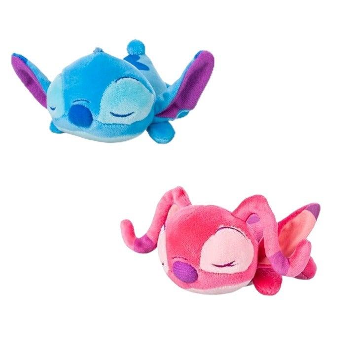 Stitch and Angel Mini Cuddleez Plush Set