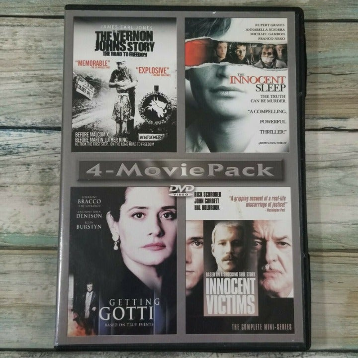 Based On A True Story Movie Pack