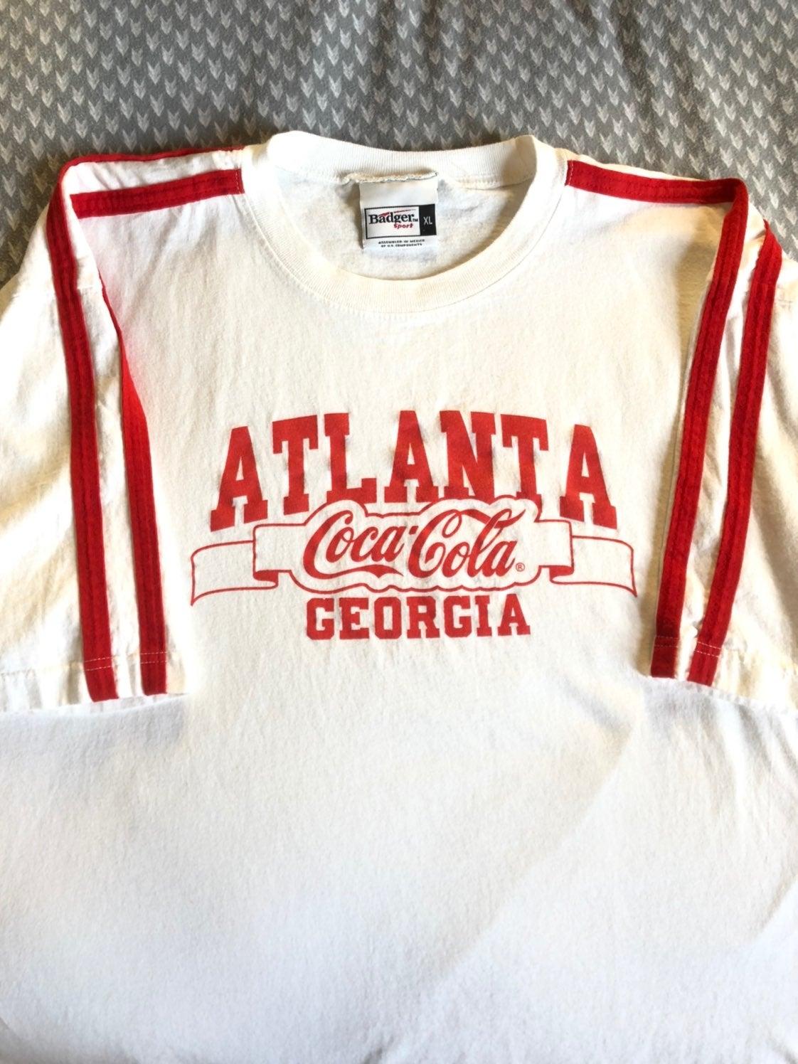 Atlanta Coca-Cola tee