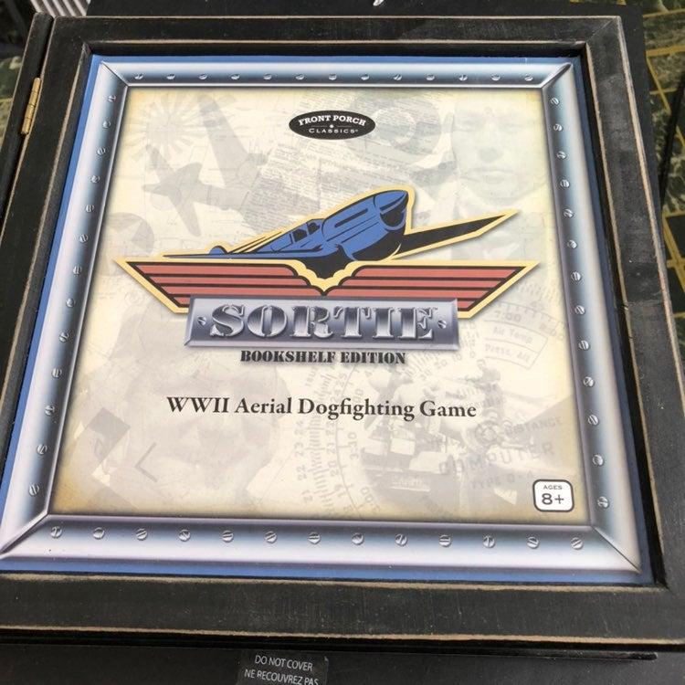 Sortie WWII Aerial Combat War Game
