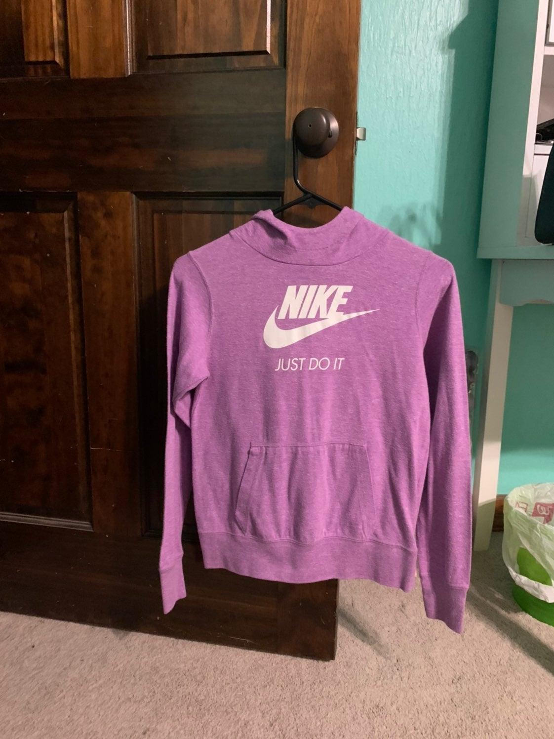 Girl's Nike Hoodie Size Large