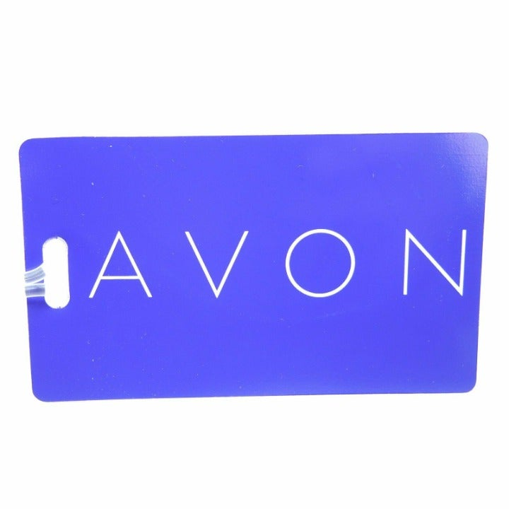 Avon Luggage Tag (Purple)