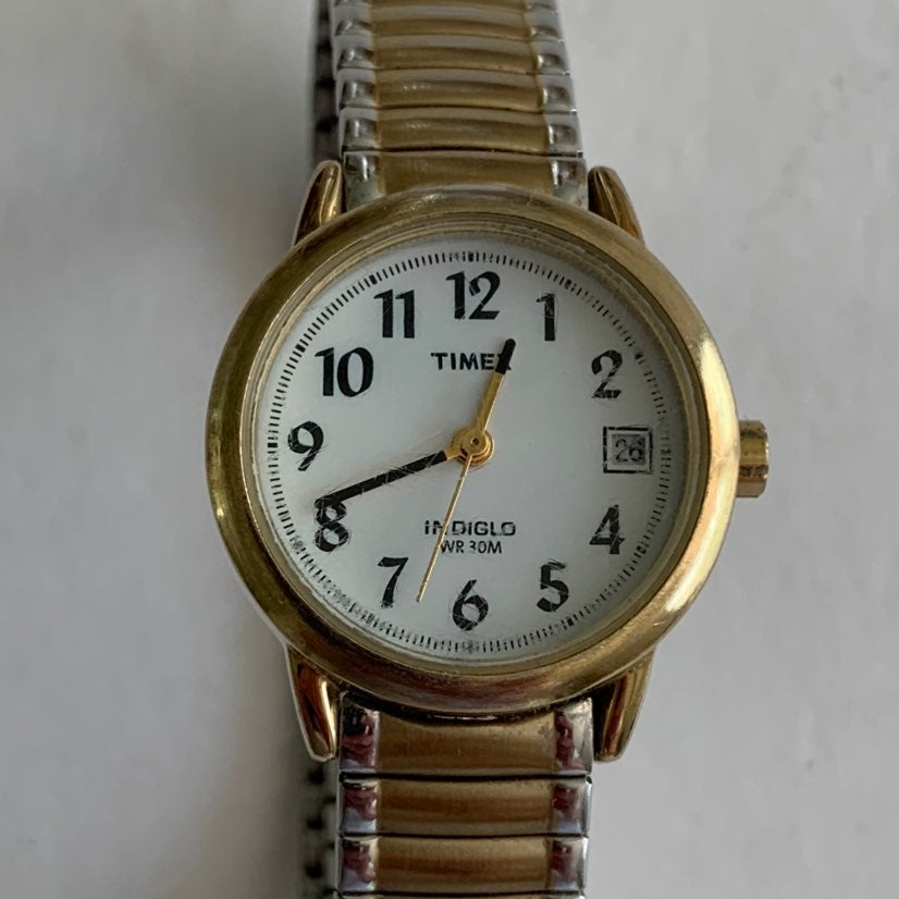 Watch Ladies Timex Braclet
