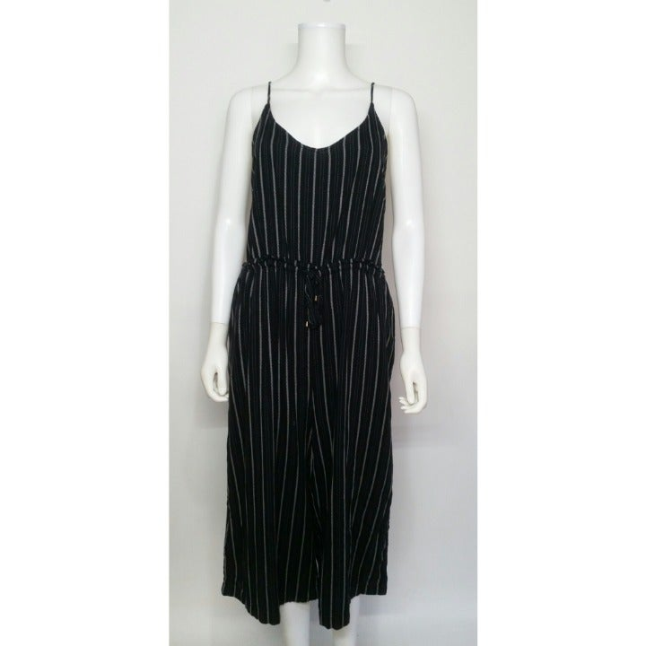 Universal Thread Stripe Romper Size L
