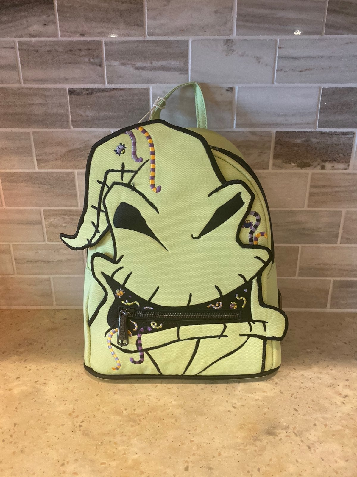 Loungefly NBC Oogie Boogie Backpack