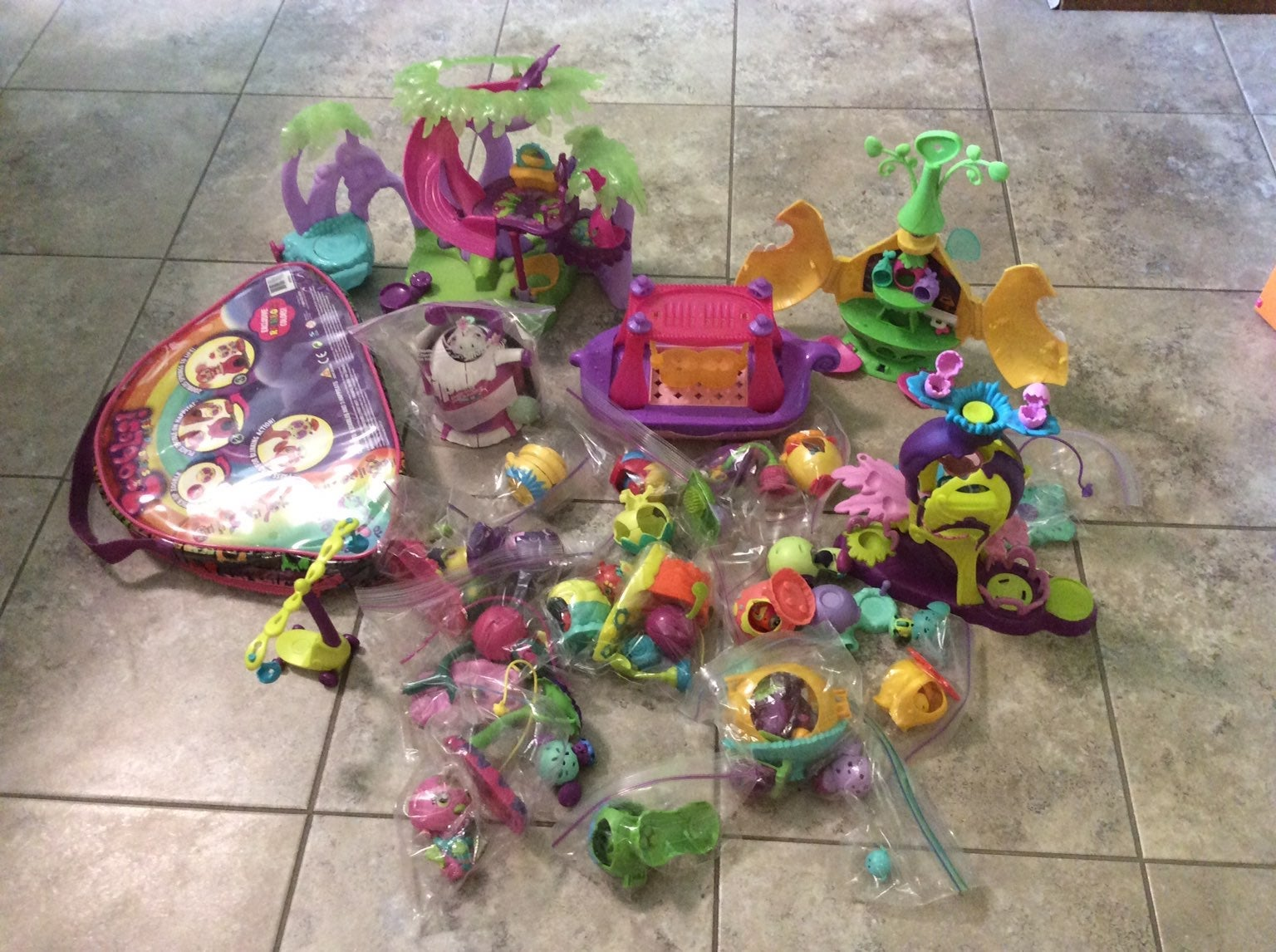 Zoobles playsets