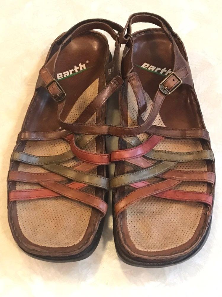 Earth Sandals Oasis (Women's) 8.5B