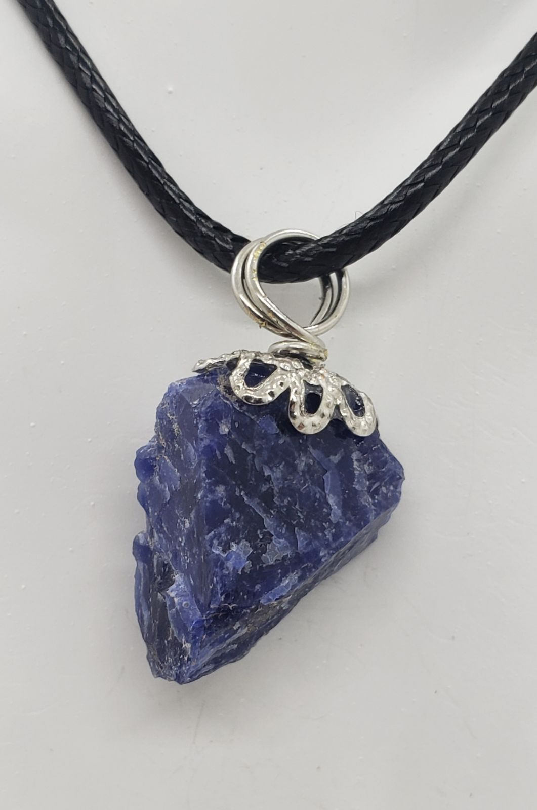 Natural Sodalite Necklace
