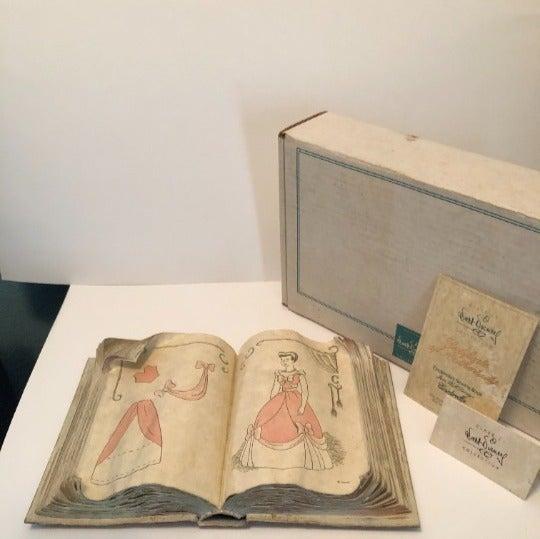 WDCC Cinderella's Sewing Book