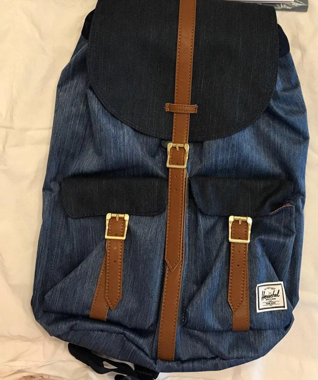 Hershel Dawson Backpack Blue